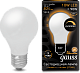 Лампа Gauss LED Filament A60 OPAL dimmable E27 10W 2700К 1/10/40